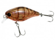 Воблер Jackall Chubby SSR 38F brown suji shrimp