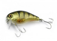 Воблер Jackall Chubby SSR 38F ghost g perch