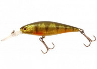 Воблер Jackall Squad Shad 65SP 7.2гр ghost G perch