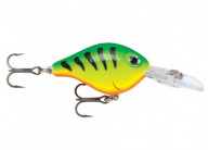 Воблер Rapala Ultra Light Crank ULC03 30F FT
