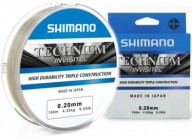 Леска Shimano Technium Invisitec New
