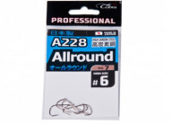Крючки Cobra Allround A228