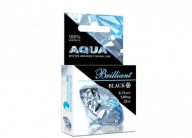 Плетеный шнур Aqua Black Brilliant зимний