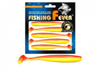 Виброхвост Aqua FishingFever Slim 10cm 057