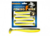 Виброхвост Aqua FishingFever Slim 10cm 061