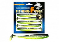 Виброхвост Aqua FishingFever Slim 10cm 067