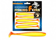 Виброхвост Aqua FishingFever Slim 10cm D026