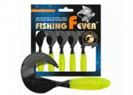 Твистер Aqua FishingFever Argo