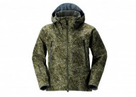 Куртка Shimano DS Advance Warm Jacket Ripple Brown