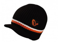 Шапка Savage Gear Knitted Beanie w/brim SG42353