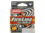 Шнур зимний Berkley FireLine Micro Ice Fused