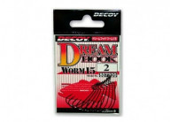 Крючок Decoy Dream Hook Worm 15