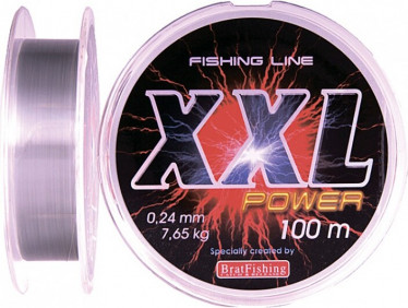 Леска BratFishing Power XXL