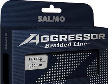 Леска плетёная Salmo Aggressor Braid