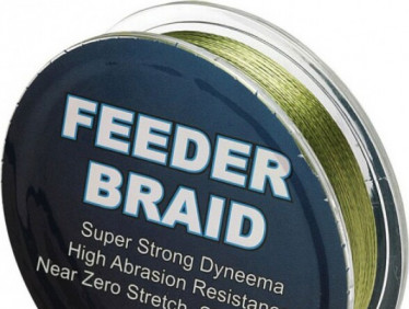 Леска плетёная Sufix Feeder Braid Gore