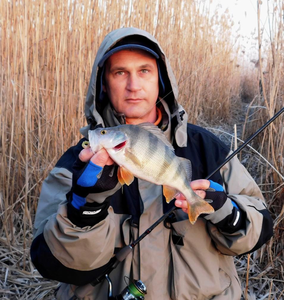 Рыбалка на лале