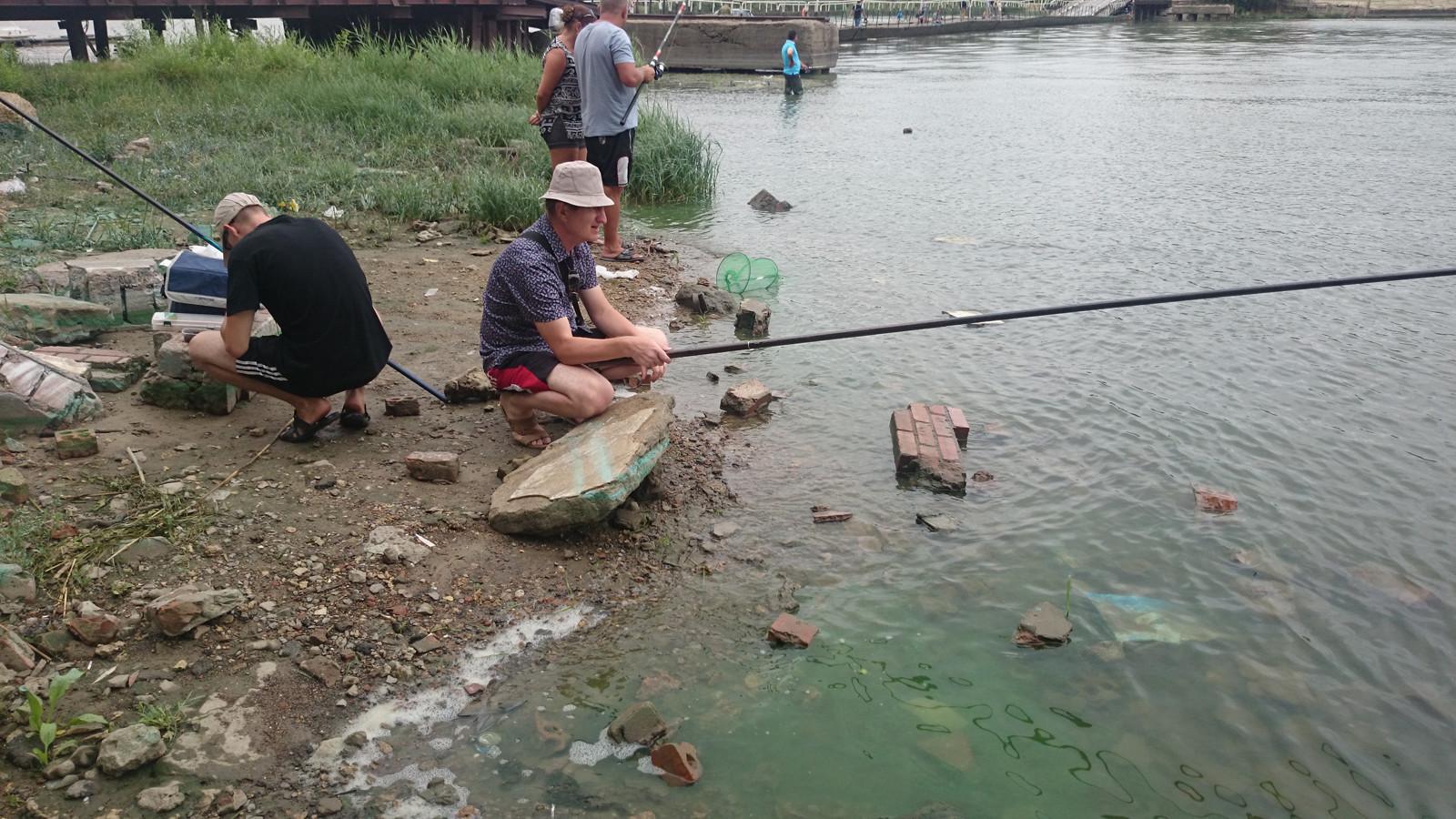 Рыбалка на маховую удочку весной, Ловля весной на маховую удочку Рыбалка - клев тут 24 фотография