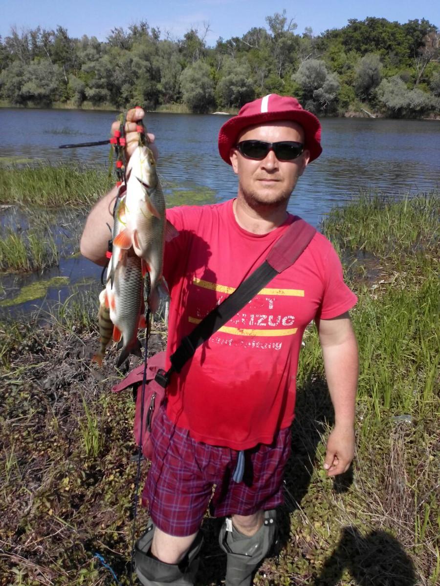 северский донец рыбалка в россии