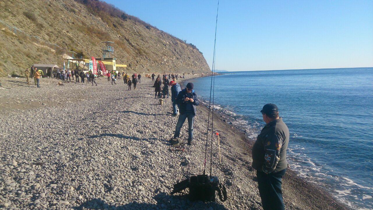 рыбалка с отдыхом в новороссийске