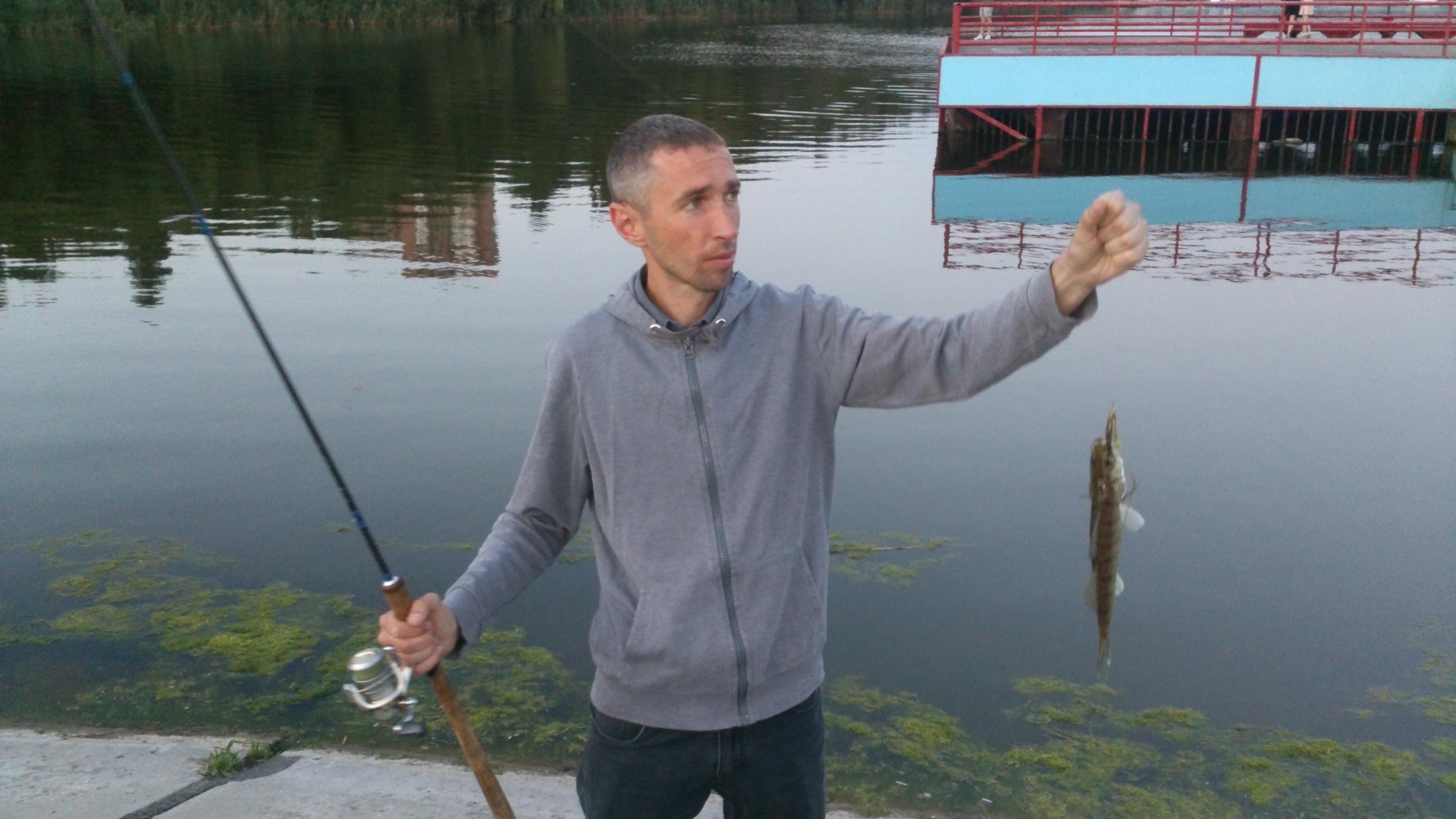 Прогноз клёва рыбы в посёлке Красный