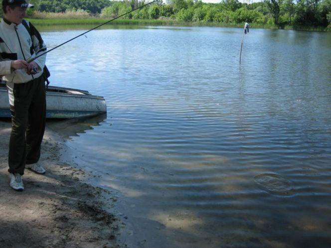 рыбалка на мертвом донце в апреле
