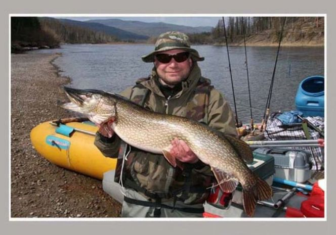 рыбалка и отдых в березниках