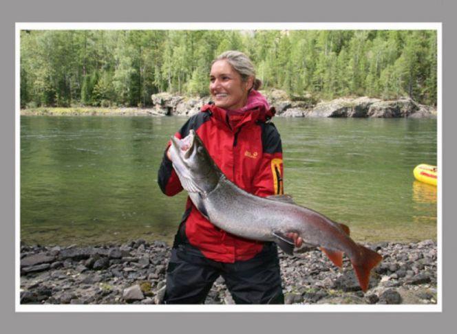 видео весенняя рыбалка в сибири