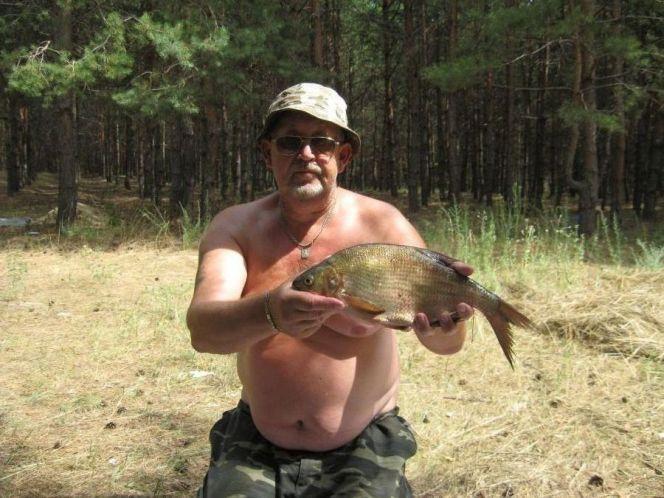 все о рыбалке на осколе